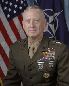 Gen Mattis, author of the email on professional military reading