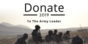 Army Leader Donate 2019